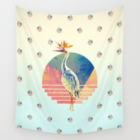 paradise Wall Tapestries featuring Paradise by James McKenzie