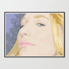 Cate Blanchett Canvas Print