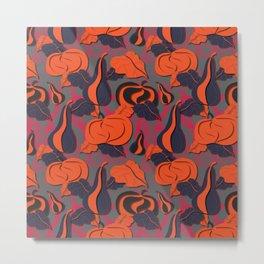 Oh, my Pumpkins Metal Print
