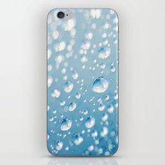 Water Drops iPhone & iPod Skin