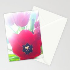 Two Lips 2 Stationery Cards