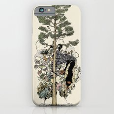 Everdream Pine iPhone 6s Slim Case