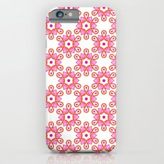Citrus Morning Mandala iPhone 6s Slim Case