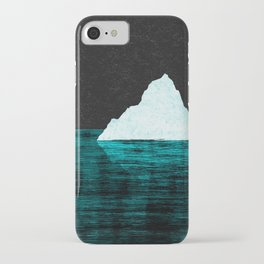 ICEBERG AHEAD! iPhone Case