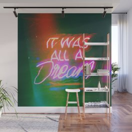 Just That Wall Mural