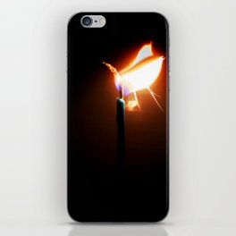 Candle Light iPhone Skin