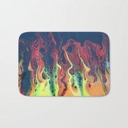 On fire 2 Bath Mat