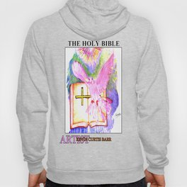 THE HOLY BIBLE Hoody