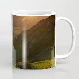 winnats pass sunrise Coffee Mug