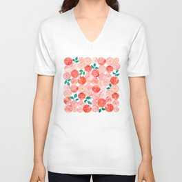 Summer fruit Unisex V-Neck