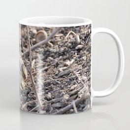 Chipmunk starting to dig Coffee Mug