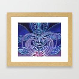 Star Lite Amora Framed Art Print
