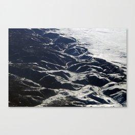 Earth XI Canvas Print