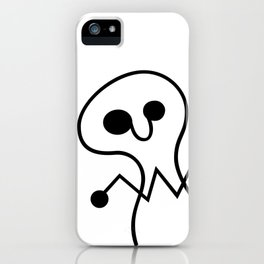 GHOSTHING iPhone Case
