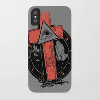 religion iPhone & iPod Cases featuring Religion by Tshirt-Factory