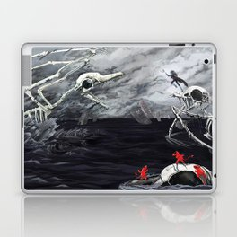 Conquer Laptop & iPad Skin