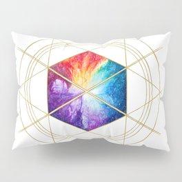 Nebula Titan Sigil Pillow Sham