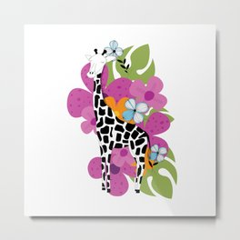Surrounded By Mother Nature Metal Print