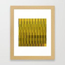 Kaleidoscope | Broccoli Framed Art Print