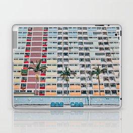 Rainbows at Choi Hung Laptop & iPad Skin