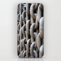 Chains #1 iPhone & iPod Skin