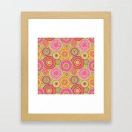 Fruitylicious Framed Art Print