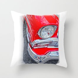 See the USA Throw Pillow