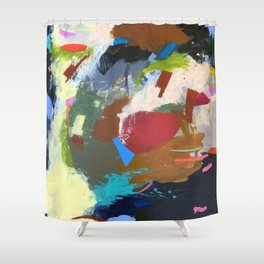 KZLDDTWO Shower Curtain