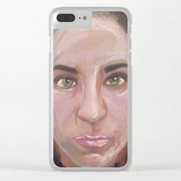 Daydream Selfie Clear iPhone Case