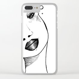 You Cannot Take My Joy GRRL Clear iPhone Case