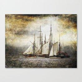 Sailing Ships Canvas Print