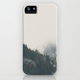 The power of imagination makes us infinite. iPhone Case