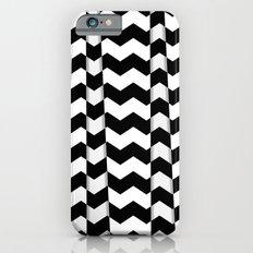 Chevron Pieces Slim Case iPhone 6s