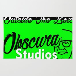 Awesome Obscura Pomotional Stuff Rug