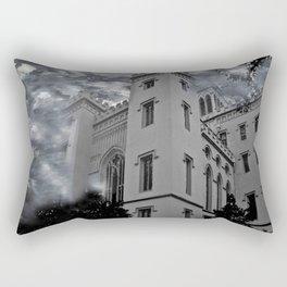 LOUISIANA ARCHITECTURE Rectangular Pillow