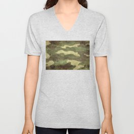 Dirty Camo Unisex V-Neck