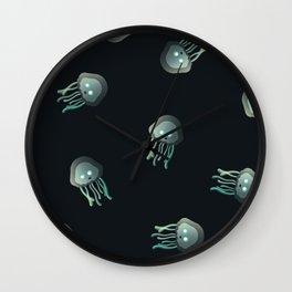 Jelly Shocked Wall Clock