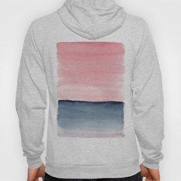 Pink Indigo Abstract No. 1 Hoody