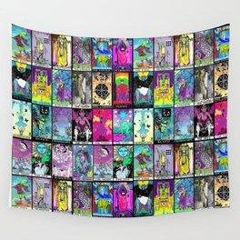 Tarot Major Arcana Wall Tapestry