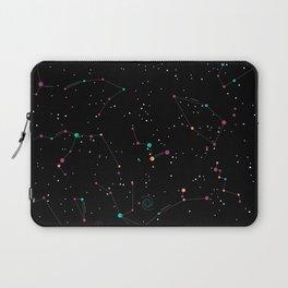 Northern hemisphere constellations pattern Laptop Sleeve
