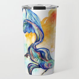 In Streams Travel Mug