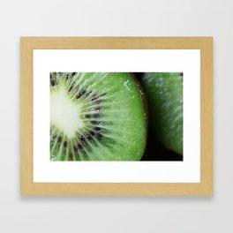 Kivi Framed Art Print