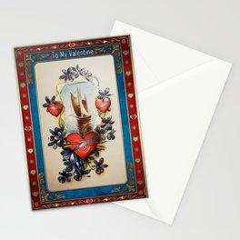 Valentine's Day Vintage Card 095 Stationery Cards