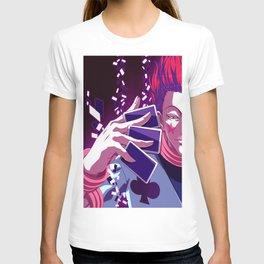 Hisoka Hunter X Hunter T-shirt