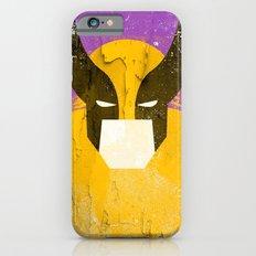 Logan grunge iPhone 6s Slim Case