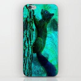 Wolfhound Tree Spirit iPhone Skin