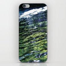 like a rivulet iPhone Skin