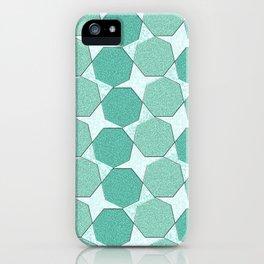 Geometrix LXXIX iPhone Case