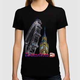 Houses of Parliament - London T-shirt