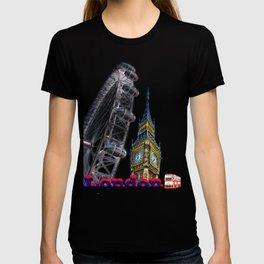 Houses of Parliament - London T-shirt